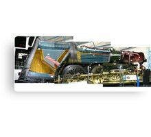 Cut Away Steam Engine (Photos x3) Canvas Print