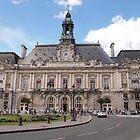 Hôtel de ville de Tours by Drexler3