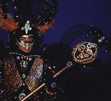 The Night Knight  by IrmingardAnna