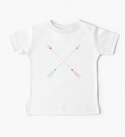 NATIVE TRAIL 4 Baby Tee
