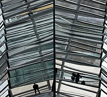 Reichstag Dome 1 by dominiquelandau