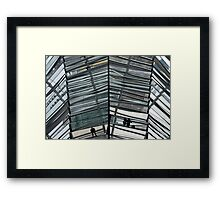 Reichstag Dome 1 Framed Print