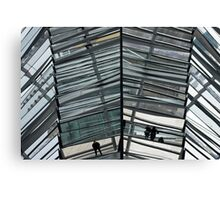 Reichstag Dome 1 Canvas Print