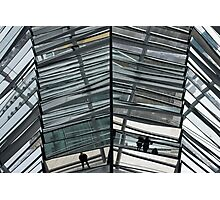 Reichstag Dome 1 Photographic Print