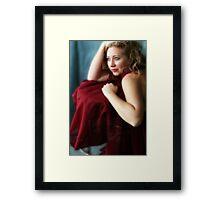 Wondering Framed Print