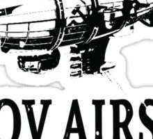 Kirov Airship Sticker