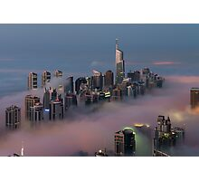 City in the Sky I Photographic Print
