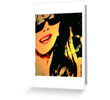ELISABETTA Greeting Card