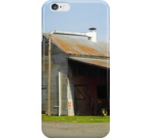 The Old Horse Barn iPhone Case/Skin