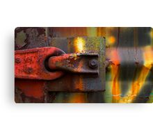 Hitched Canvas Print