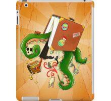 Reading Is Adventure iPad Case/Skin