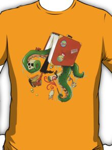 Reading Is Adventure T-Shirt