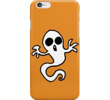 ghost funny fantome iPhone Case/Skin