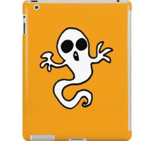 ghost funny fantome iPad Case/Skin
