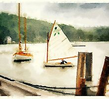 Cat Boat by DiggerDan