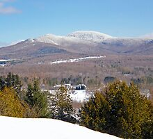 Mont Sutton.Quebec by marchello