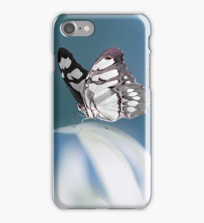 Soft blue iPhone Case/Skin