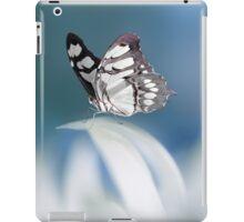Soft blue iPad Case/Skin