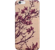Tree Blossoms 3 iPhone Case/Skin