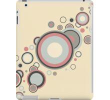 Retro Streaming Rings iPad Case/Skin