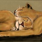 Big Cat Nap by Dawn B Davies-McIninch