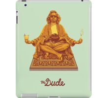 The Big Lebowski The Dude iPad Case/Skin