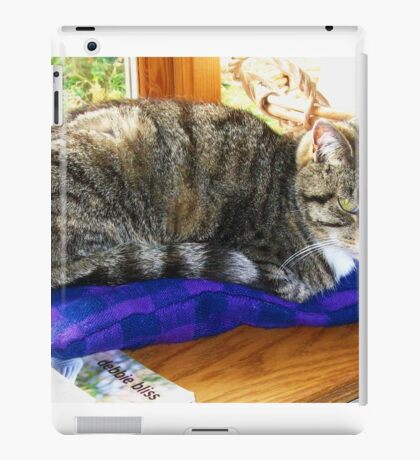 Meg & The Withering Look iPad Case/Skin