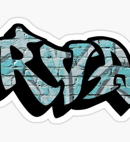 RVA Logo - Graffiti Wall Sticker