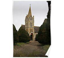 St John the baptist, Lower Shuckburgh Poster