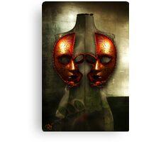 SucklingTheSilence&ViriditasWomb Canvas Print