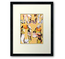 Josuke Higashikata 3 Framed Print