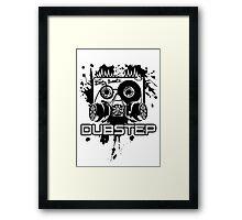 Dubstep - Dirty Beatz Framed Print