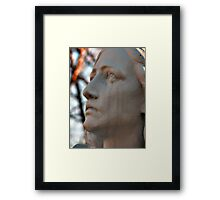 Mother Mary Crying Framed Print