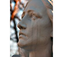 Mother Mary Crying Photographic Print