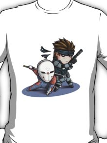 MGS1: Fox and Snake T-Shirt