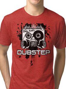 Dubstep - Dirty Beatz Tri-blend T-Shirt