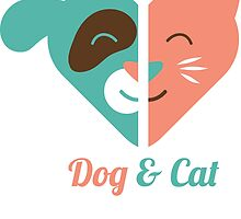 Dog and Cat Love by soulwhispherer