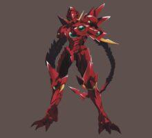 High School DXD Born Issei Hyoudou Red Dragon by MRDordtenaar