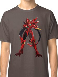 High School DXD Born Issei Hyoudou Red Dragon Classic T-Shirt