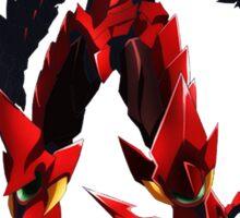 High School DXD Born Issei Hyoudou Red Dragon Sticker