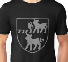A Complete Guide to Heraldry - Figure 378 — Armorial bearings of John Henry Metcalfe, Esq Unisex T-Shirt