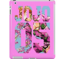 Giorno Giovanna 2 iPad Case/Skin