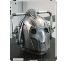 Doctor Who and the Cyberman iPad Case/Skin