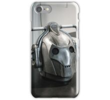 Doctor Who and the Cyberman iPhone Case/Skin