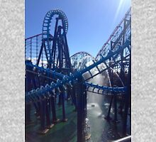 Rollercoaster Ride Unisex T-Shirt