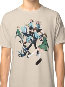 Digimon Adventure 3 Group Classic T-Shirt