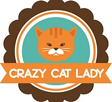 Crazy Cat Lady by soulwhispherer