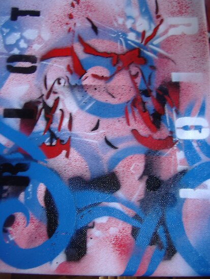 jonny riot canvas by jonnyriot
