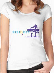 Kiriosity Logo (Classic) Women's Fitted Scoop T-Shirt