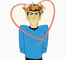 First Officer Spock Valentine Unisex T-Shirt